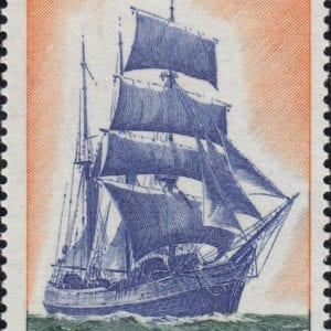 1972 Yt 1717 Newfoundland sailer Sc 1343