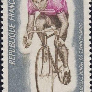 1972 Yt 1724 Cycling World Championships Sc 1350