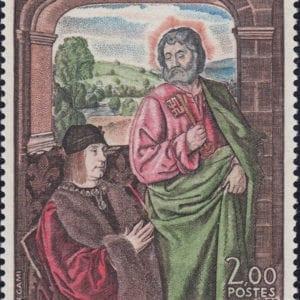 1972 Yt 1732 Master of Moulins Sc 1329