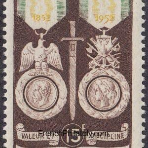 Medals and Marks of Honour Archives - French Philately - Stamps of