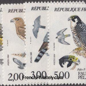 Birds Of Prey Archives French Philately Stamps Of France For Sale